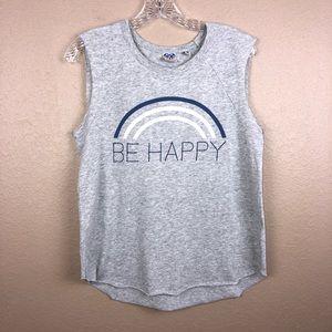 Junk food Disney medium be happy Shirt Top